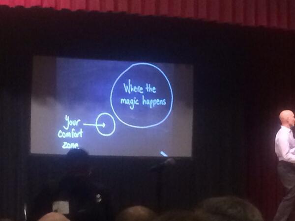 Where the magic happens_Lean Impact Summit