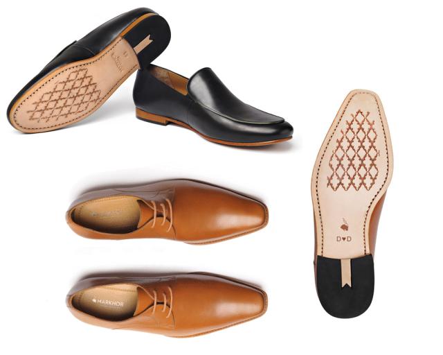 Markhor shoes